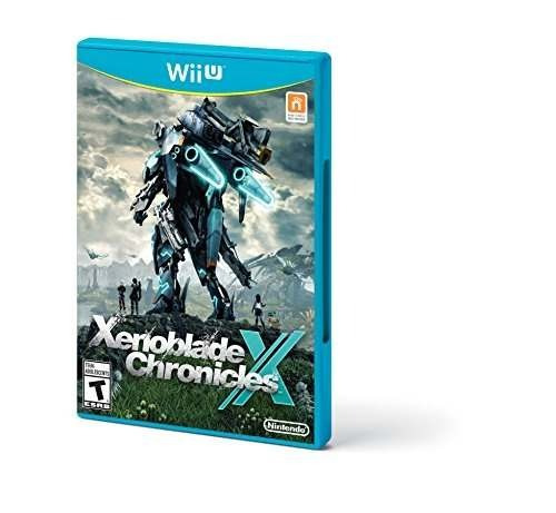 xenoblade chronicles x special edition - wii u