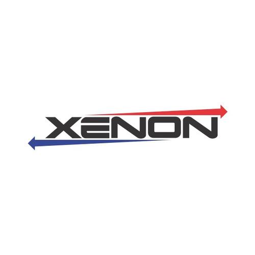 xenon - 4 adesivos - at-000420