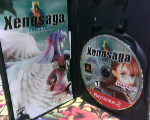 xenosaga episode 1