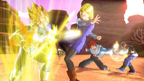 xenoverse juego ps3 dragon ball