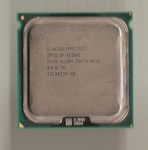 xeon 5150 socket 771 dual core a 2.66 ghz