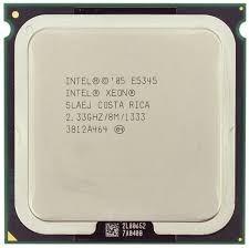 xeon e5345 para server hp g5 dl360 dl380 ml350 xw6400 xw8400