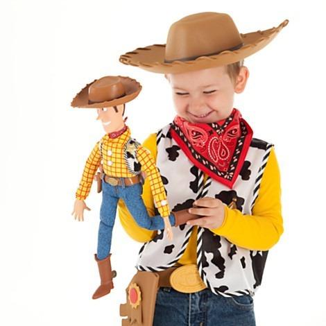xerife woody boneco toy story disney  (novo na caixa)