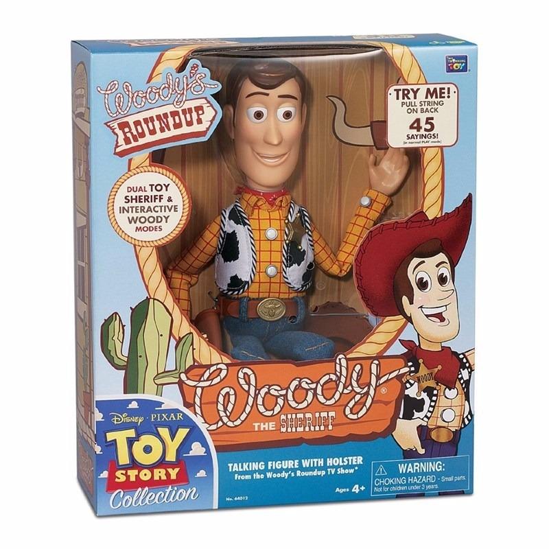 xerife woody roundup toy story 64012 toyng pronta entrega. Carregando zoom. b54063df8cb