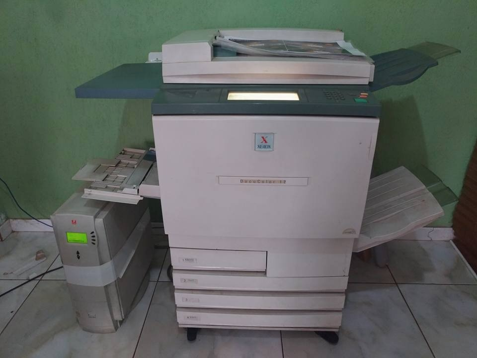 DRIVERS UPDATE: XEROX DOCUCOLOR 12