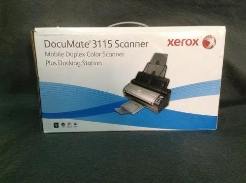 xerox documate 3115 (scanner)