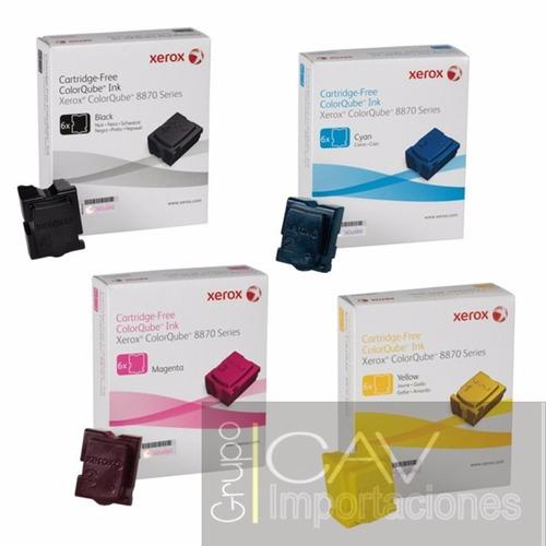 xerox tinta solida 108r00958/108r00959/108r00960/108r00961