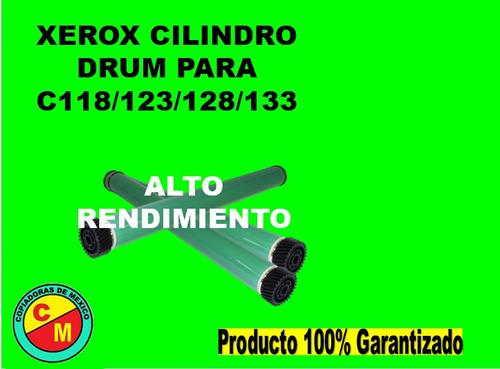 xerox wc /123/128 refacciones o maquina completa trabajando