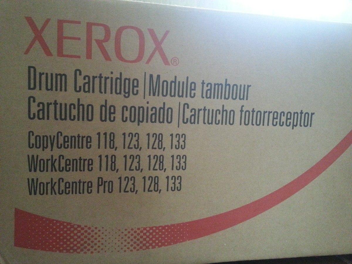 Xerox Wc Pro M123 Fotocopiadora Scanner Espejo A3 Red Gtia ...