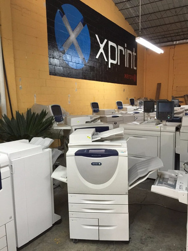 xerox workcentre 5755 / 5765 / 5775 reacondicionada