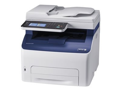 xerox workcentre 6027 / ni - impresora multifunción - color