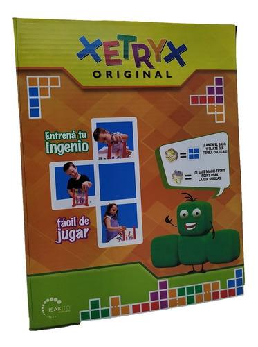 xetryx juego de ingenio tetris original ik0001 educando