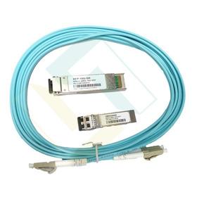 Xfp+ 10gb - Kit Completo 2m Fiberhome Mikrotik Etc
