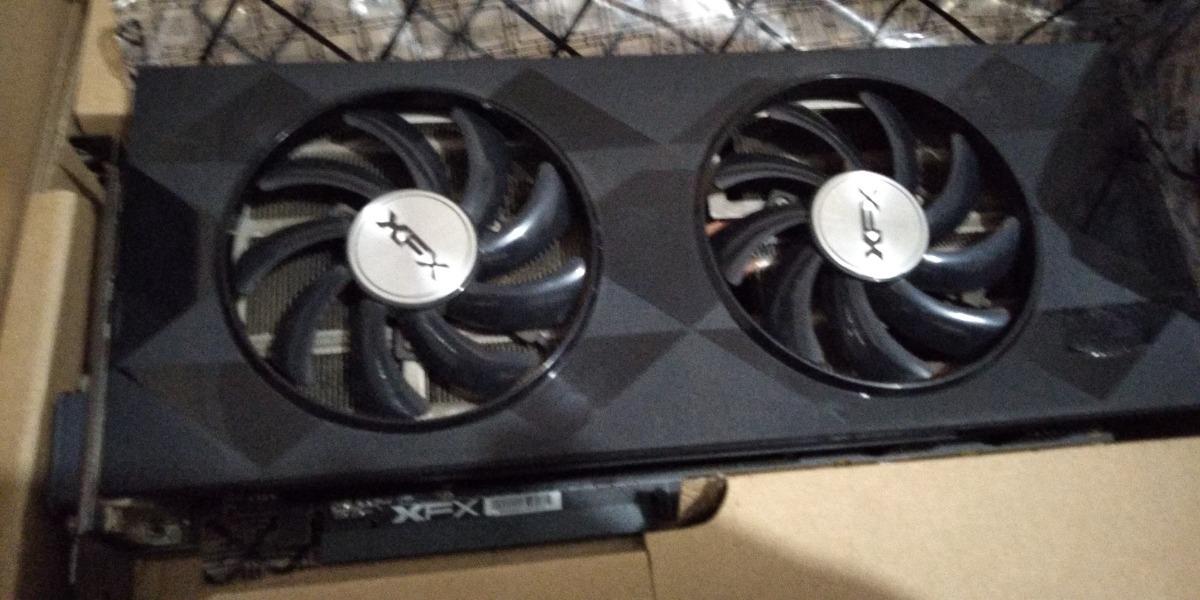 Xfx Radeon R9 390 8gb Gddr5 512-bit Usada