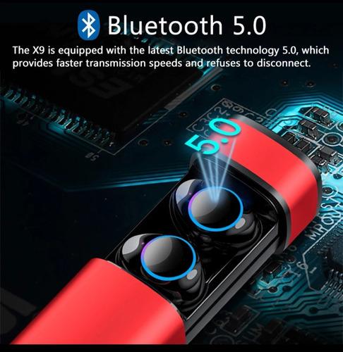 xgody x9 tws auriculares bluetooth v5.0 + envio gratis lima
