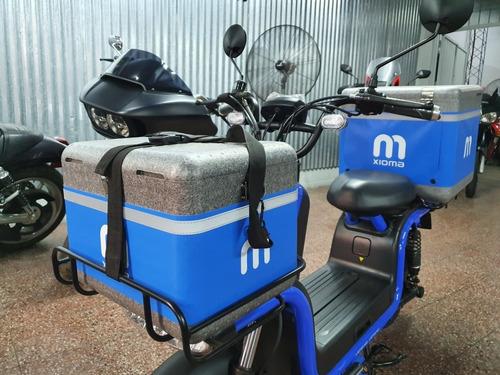 xiaoma u1 delivery blue