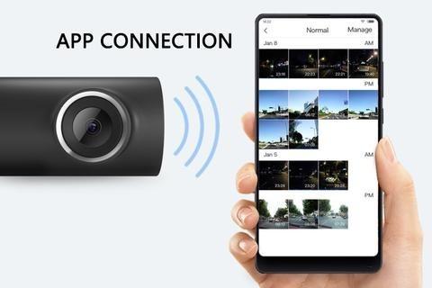 Xiaomi 70mai Dash Cam 1080p Smart Wifi Car - Lacrado Zero