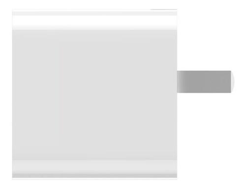 xiaomi adaptador de pared (30w) 1a1c plegable usb-a usb-c