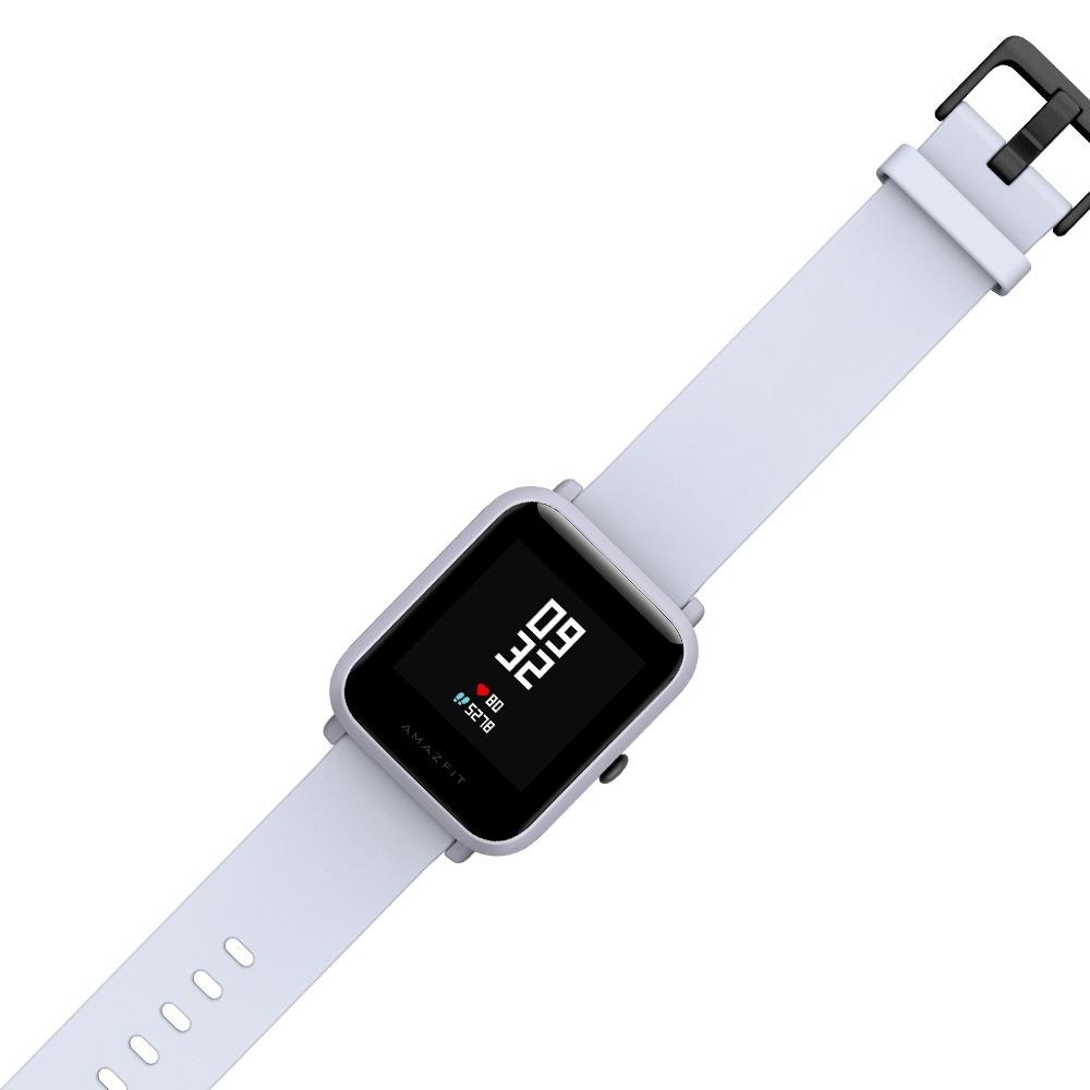 03e9cb278c5 Xiaomi Amazfit Bip Gps  Strava  Ip68   Monitor Sono cardíaco - R ...