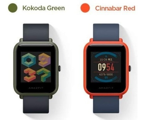 xiaomi - amazfit bip ios android - version global - stock!!