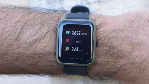 xiaomi amazfit bip smartwatch gps band garantía original