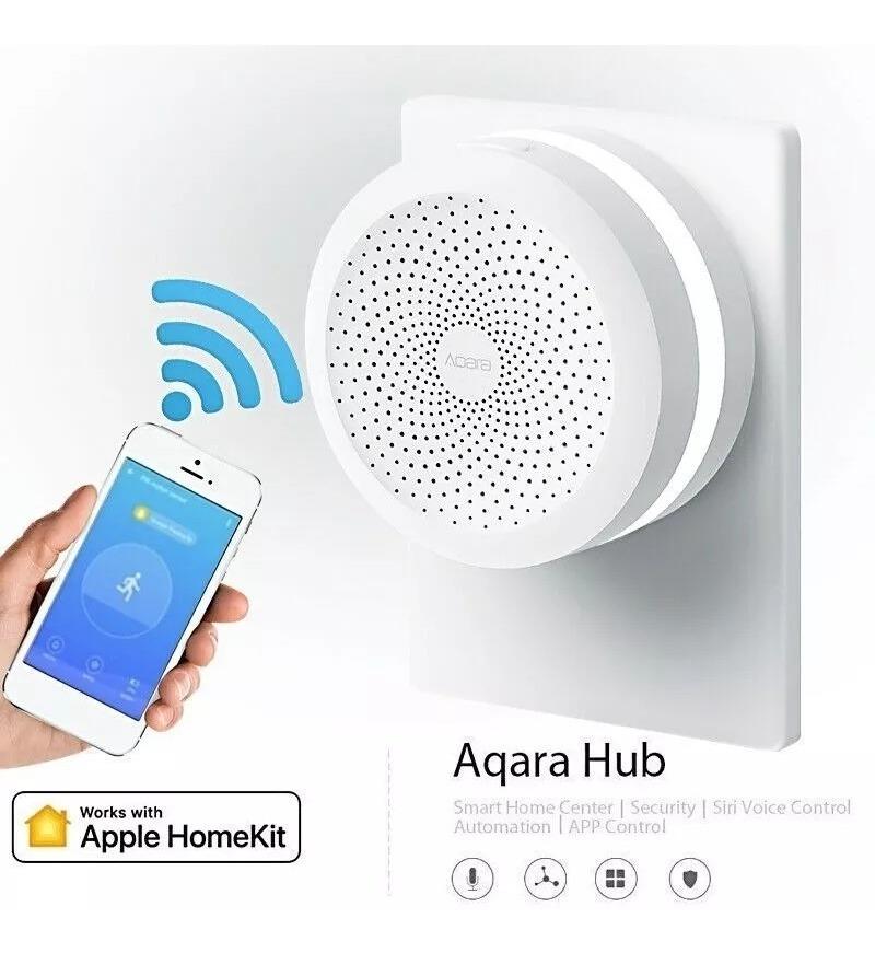 Xiaomi Aqara Gateway Compatível Com Apple Homekit E Siri