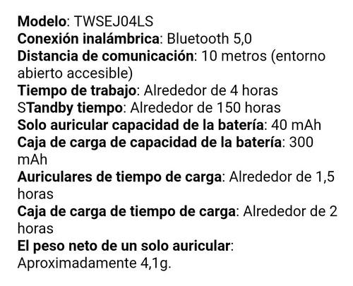 xiaomi audífonos inalámbricos_airdots