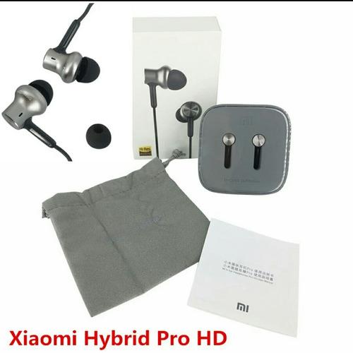 xiaomi auriculares hibryd pro hd de hierro