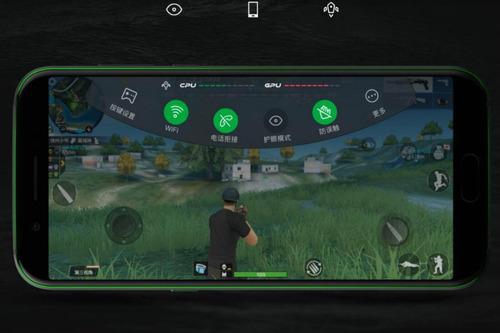 xiaomi black shark 8gb 128gb gaming gamepad octacore msi