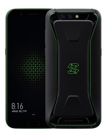 xiaomi black shark versión global 8gb ram-128gb int. negro