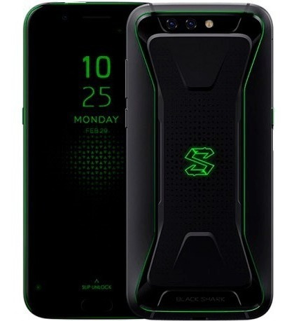 xiaomi blackshark 128gb + lamina fund joystick - phone store