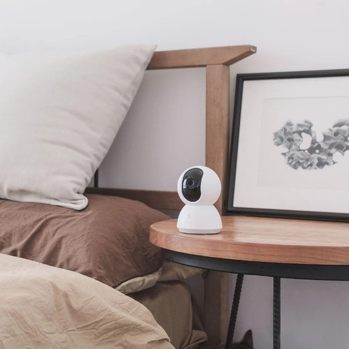 xiaomi camara inteligente 360 grados wifi ip 1080p original