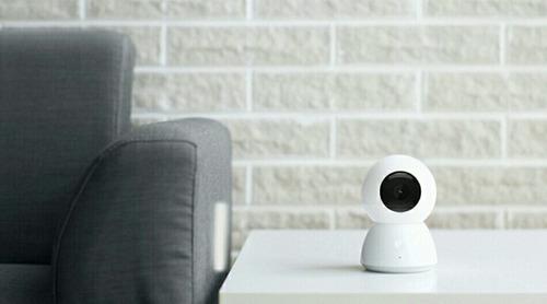 xiaomi cámara seguridad ip wifi hd 1080 360° visión nocturna
