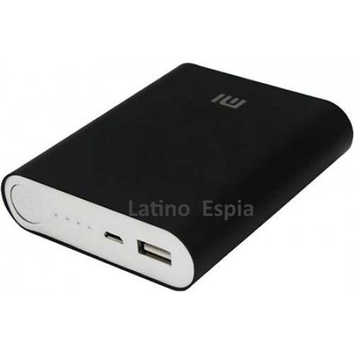 xiaomi cargador portatil bateria externa power bank