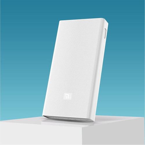 xiaomi cargador portatil power bank 2 20000mah carga rapida