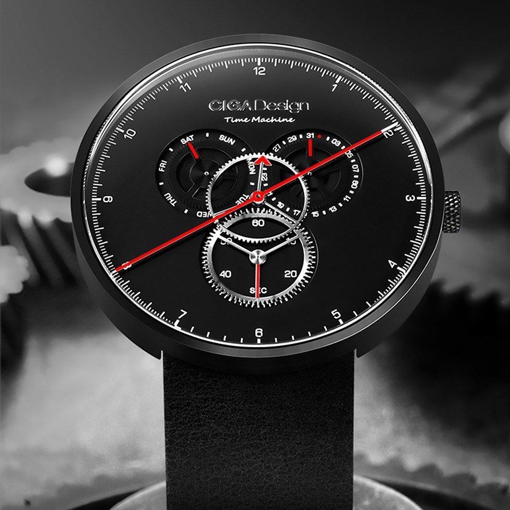 bf84aed5601f Xiaomi Ciga Design Reloj Analógico Engranajes. - S  350