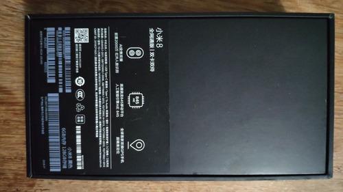 xiaomi mi 8 128gb (usado)