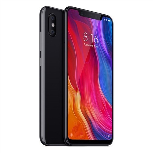 xiaomi mi 8 64gb 6gb ram 4g version global sellado funda msi