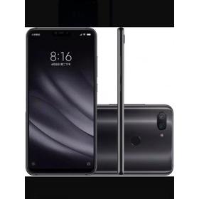 Xiaomi Mi 8 Lite 6g E 128g Com Capa E Pelicula