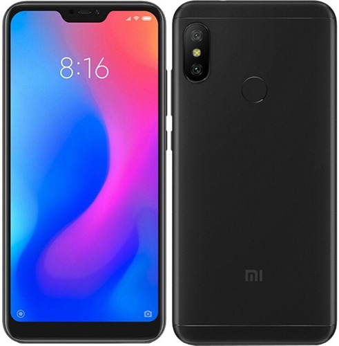 xiaomi mi a2 lite version global 4gb / 64 gb nuevo sellado