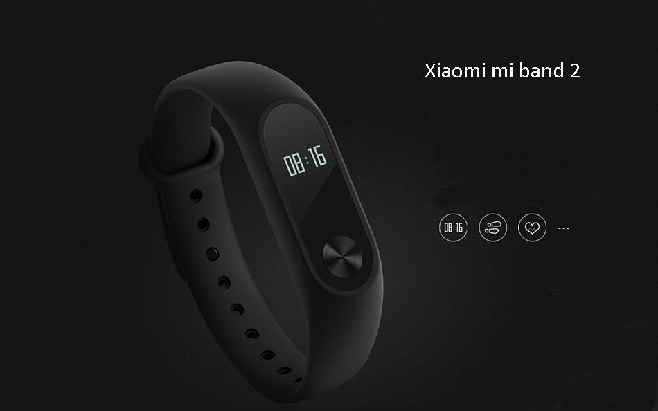 gran selección de 13fc5 3a8d6 Xiaomi Mi Band 2 Mejor Smartwatch Calidad/precio Oled Ip 67