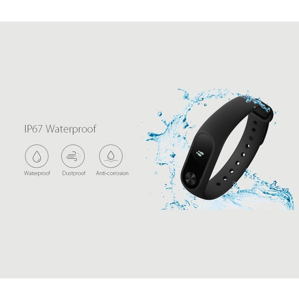 Xiaomi Mi Band 2 Smart Rastreador De Ejercicios Bluetooth ...