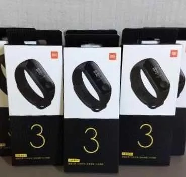 xiaomi mi band 3 relógio smartwatch monitor cardíaco