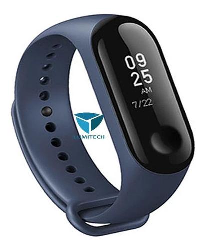 xiaomi mi band 3 smartwatch pulsera deportiva - negro