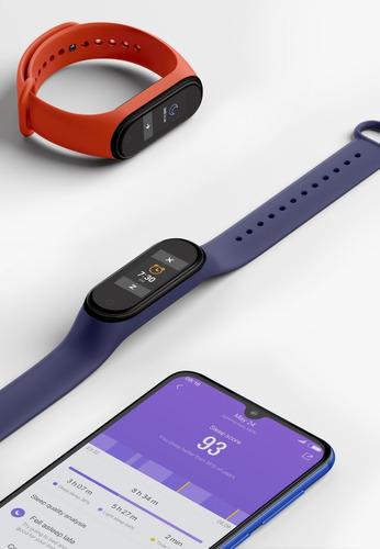 xiaomi mi band 4 reloj fitness pulsómetro smartwatch