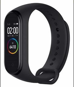 Reloj Pulsera Negra Pasos Running Band Xiaomi Mi 4 Smartband wOv8mNn0