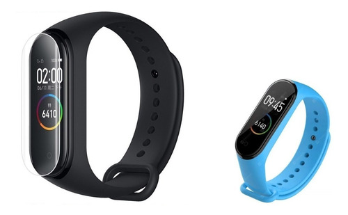 xiaomi mi band 4 smart watch reloj inteligente version global + pulsera film