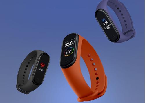 xiaomi mi band 4 smart watch reloj inteligente version global smartband
