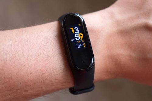 xiaomi mi band 4 smartwatch smart warch version global en español original + film protector