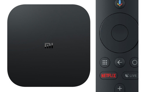 xiaomi mi box s android tv global internacional chromecast